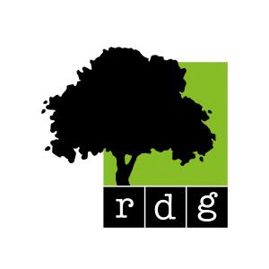 Landscape design - RDG Logo